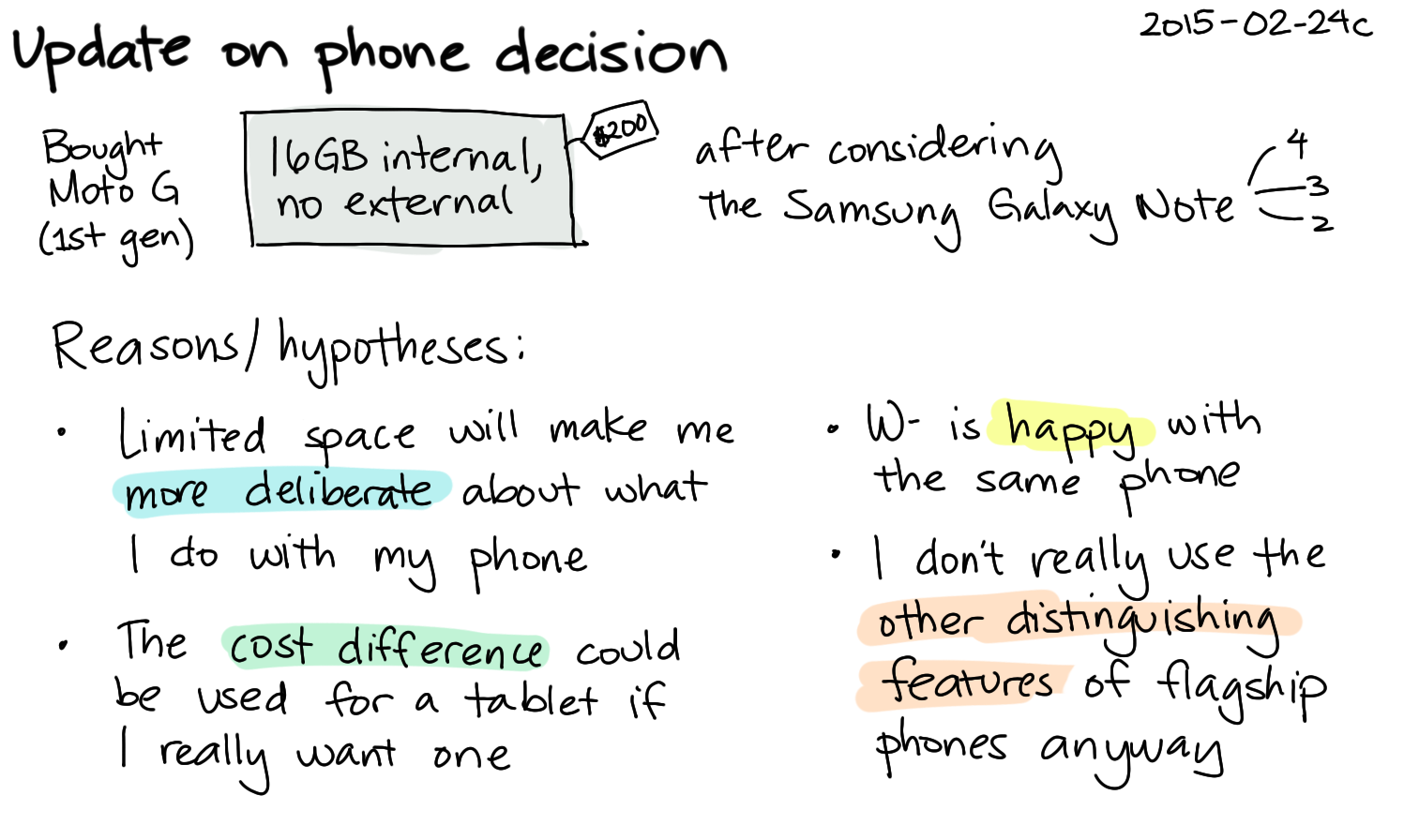 2015-02-24c Update on phone decision -- index card #tech #decision.png