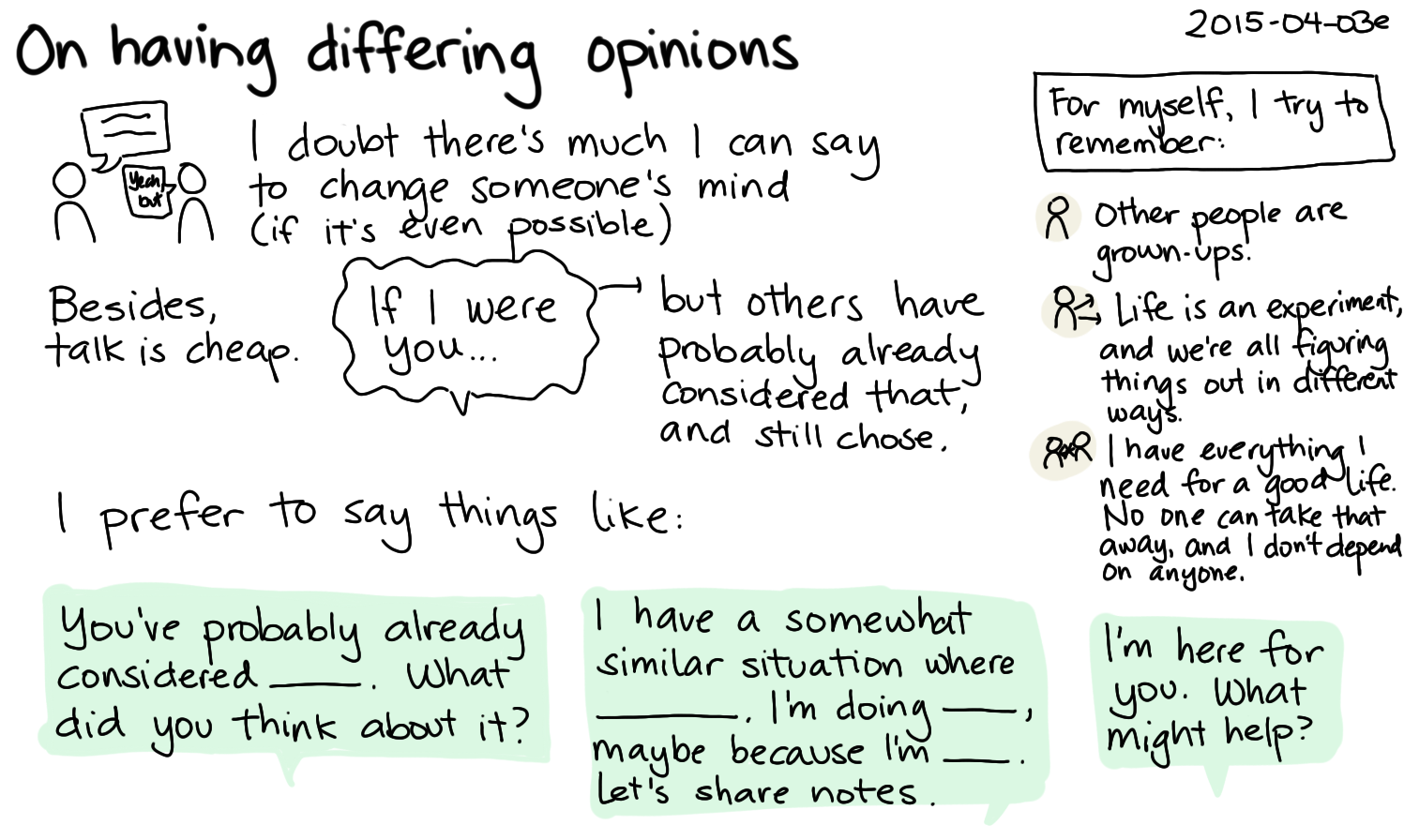 2015-04-03e On having differing opinions -- index card #differing #support.png