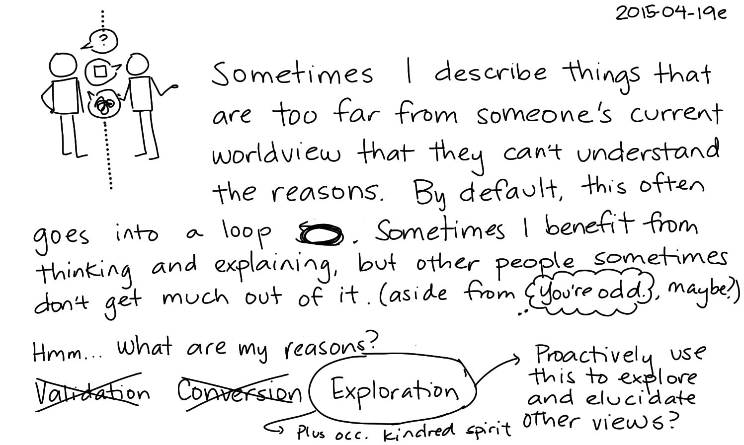 2015-04-19e Different worldviews -- index card #small-talk.png