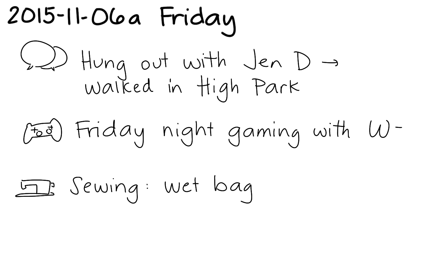 2015-11-06a Friday -- index card #journal.png