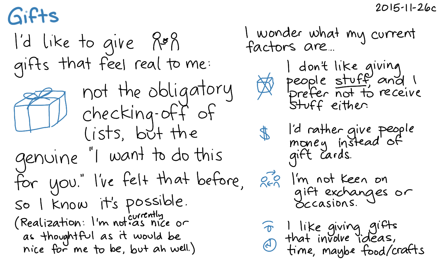 2015-11-26c Gifts -- index card #connecting.png