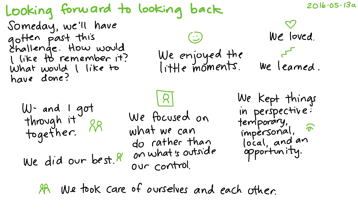 2016-05-13a Looking forward to looking back -- index card #parenting.png