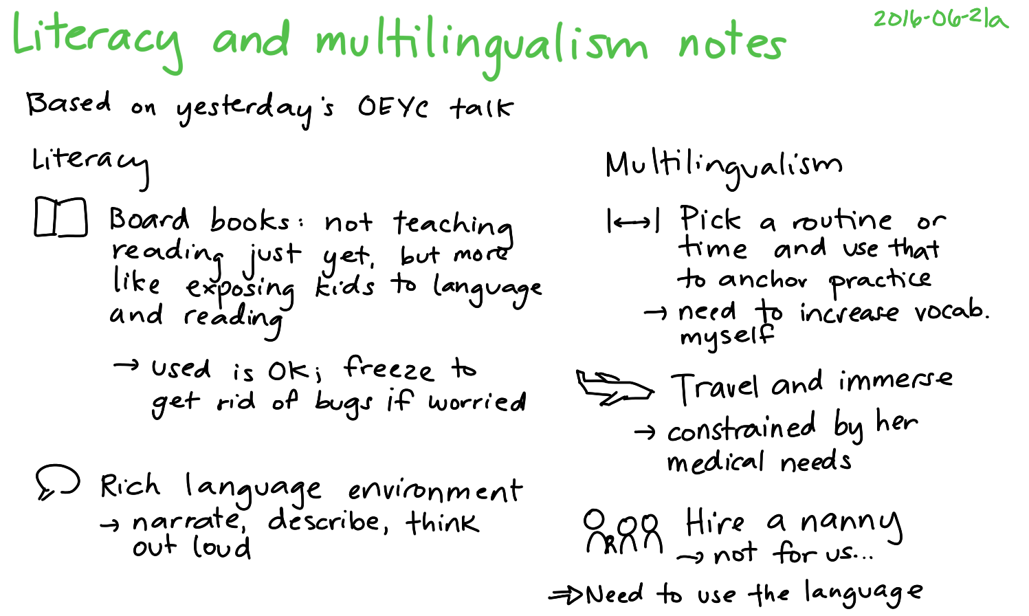 2016-06-21a Literacy and multilingualism notes -- index card #parenting #literacy #multilingualism.png