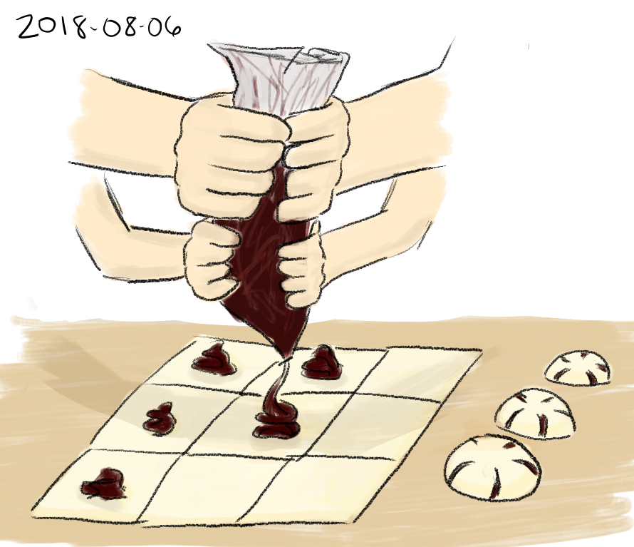 2018-08-06a Making buns #sketch #moment.png