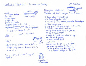 2013-10-08 Hacklab Dinner - four courses, actually! #cooking.jpg
