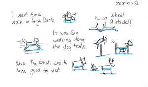 2015-01-25 Walking in High Park -- index card #relax.png