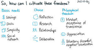 2015-03-06j So, how can I cultimvate these freedoms -- index card #freedom #philosophy.png