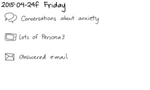2015-04-24f Friday -- index card #journal