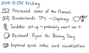 2015-12-25f Friday -- index card #journal