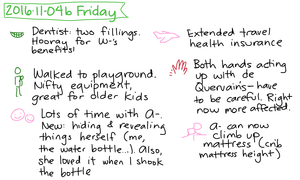 2016-11-04b Friday #daily #journal
