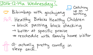2016-12-14a Wednesday #daily #journal