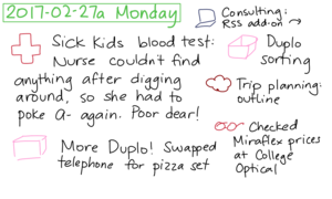 2017-02-27a Monday #daily #journal