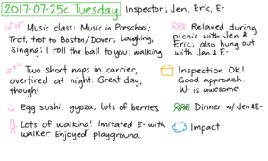 2017-07-25c Tuesday #daily #journal